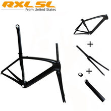 Carbon Frame Road Bike Frames Road Bicycle Frame Carbon accessories RXL SL Breaking Wind UD Gloss/Matte BSA68 No Logo RX7