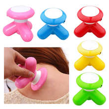 Portable Mini Massage Tools USB Electric Handled Vibrating Full Body Relieve Fatigue Meridian Massager Brand cheirapsis TN(China)