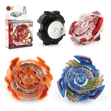 New beyblade burst Beyblade Metal Fusion Metal Masters 4D Beyblade toys for sale fidget fight spinner baby toys for children(China)