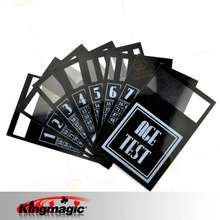 Age Perspective Cards Age Perspective Card Test Card Magic Sets Magic Props Magic Tricks