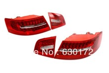 Euro Spec LED Tail Light For Audi A6 C6(Hong Kong)