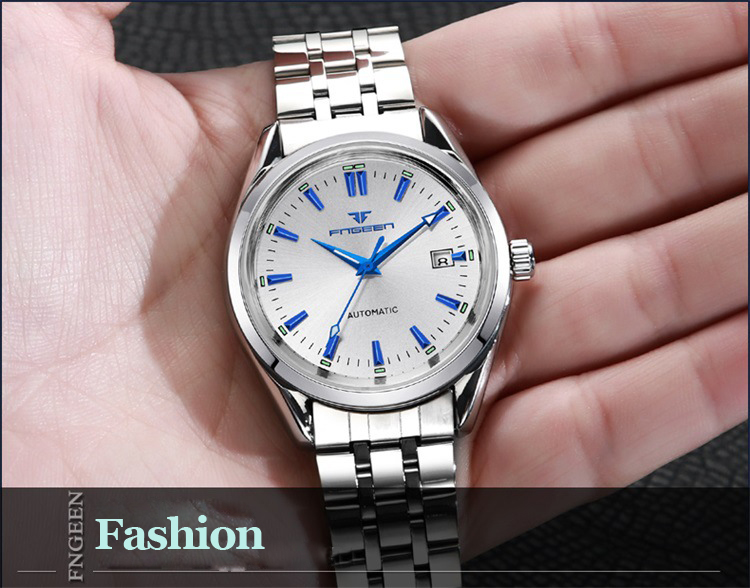 Automatic mechanical watch (8)
