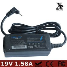 19V 1.58A 30W Charger Adapter For ASUS EXA1004UH  Power AC Adapter for For ASUS MINI Eeepc CX101H X101CH 1015CX 1015PW 1015PX