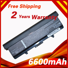 9 cells 6600mAh Battery for DELL for Inspiron 1525 1526 1545 1546 C601H CR693 D608H GP252 GP952 GW240 GW241 GW252 HP277