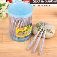 New 2B/HB Pencil Lead a Refill Tube 0.5 mm / 0.7 mm Automatic Pencil Lead Style 11CM(China)