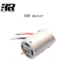 540 Electric Brushed Motor 1000-22000RPM voltage 6-12v Empty load 40W Suitable for RC car 1/10 03011 HSP 94107 94111