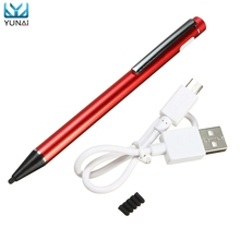 YUNAI New Tablet Pen Stylus High Quality Stylus Touch Pen For ipad For Sumsung New Tablet Touch Pen For Tablet Mobile Phone