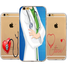 Nurse Medical Medicine Health Heart Case Cover For iphone 5S SE 6 7 Samsung Galaxy A3 A5 J5 2016 J2 Prime Silicone Phone Coque