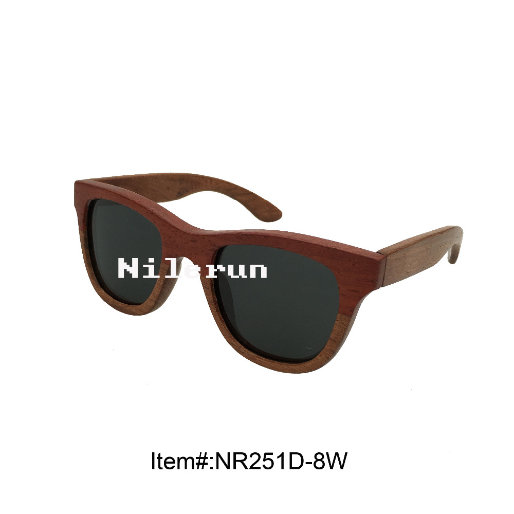 fashion two tone wood eyewear sunglasses<br><br>Aliexpress