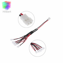 1 Converting 5 Lipo Battery Balance Charger Conversion Charging Cable Line for JJRC H20 Cheerson CX-10 cx10