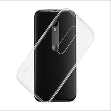 Ultra Thin 0.3mm Clear Transparent Soft TPU Back Cover Case For Motorola Moto G2 G3 X2 X3 X3PLAY G4 G4Play G5 G5Plus X/Z Play