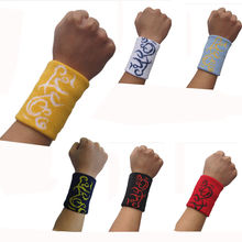 1pc Sports Wrist Hand Support Pain Relief Brace Protection Elastic Wrist Gym(China)