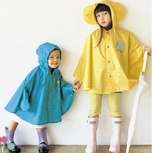 Cartoon Kids Raincoat Waterproof Baby Fashion Design New Waterproof Kids Rain Coat For Children Raincoat Rainwear/Rainsuit Kids