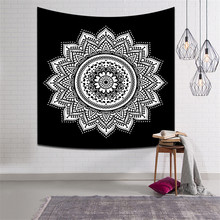 Fashion Home Decor Mandala Tapestry Wall Hanging Cloth Indian Tapestry Mandala Beach Towels  3D Printing wall blankets Yoga Mats