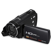 HDV-V800 Full HD 1080P 24MP CMOS Sensor Video Camera 16X Digital Zoom Camcorder 3.0 inch TFT Touch Screen Wireless Controller