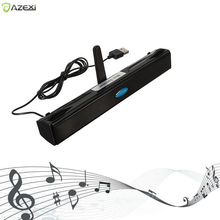 Mini USB PC Column Speaker with Stereo High Sound Quality Altavoz for Iphone Computer Desktop Laptop Notebook Sound Box XB-19