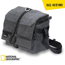 NATIONAL GEOGRAPHIC 2160 Walkabout DSLR camera messenger bag case digital slr 14 laptop photo Satchel NG W2160 for canon nikon