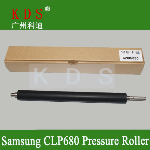 Original Printer Parts Fuser Pressure Roller for Samsung CLP680 CLP3010 CLX6260 CLX3060 Low Roller  Remove from New Machine<br><br>Aliexpress