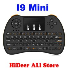 [Upgrade Version] I9 Mini 2.4GHz Wireless Keyboard Air Mouse Touchpad Handheld For xBox360 Smart TV Laptop Tablet PC better I8