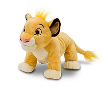 The Lion King Simba Plush 35cm Lion Plush Toys For Kids