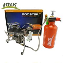 BRS Portable Oil/Gas Multi-Use Stove Camping Stove Picnic Gas Stove Cooking Stove BRS-8 (Without Gas Tank)(China)