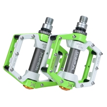 Ultra-light Bicycle Pedal Sealed Bearing Mountain BIke Pedals Aluminum Part Cr-Mo Steel CNC Machining BMX