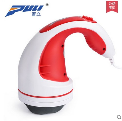 c10 Electric Handheld Full Body Massager Slimming Fat Remove Massager Vibrator Fat Reducing Machine Health Care Massage Tool<br>
