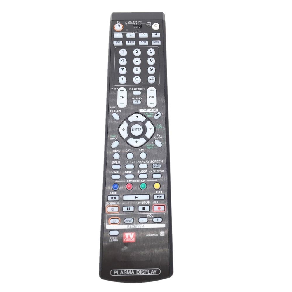 AXD1508 Remote Control For Pioneer PRO1130HD PRO930HD PROR06U PRO-1130HD PRO-930HD PRO-R06U Plasma TV Media Receiver