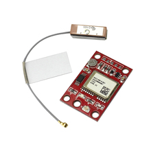 GY-NEO6MV2 New NEO-6M GPS Module NEO6MV2 with Flight Control EEPROM MWC APM2.5 Large Antenna for arduino DIY KIT