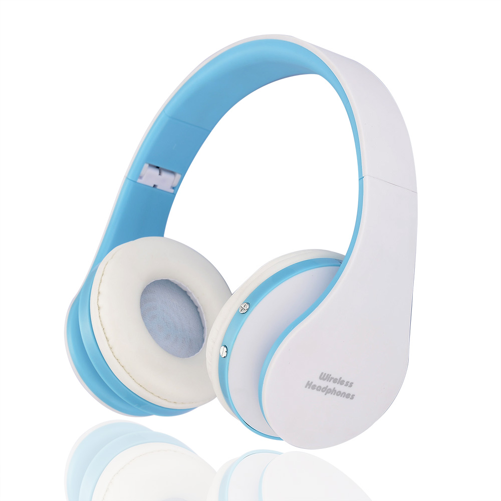 Wireless Bluetooth Headphone Gaming Headset Headband Hifi Stereo Earphone with Mic Noise Canceling For Pc Sport Video Game<br><br>Aliexpress