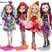 Original Ever After monstr high Briar Beauty Madeline Hatter Raven Queen Apple White Monstr High Dolls For Kids monster doll