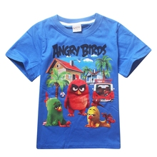 Clearance Sales Boys t Shirts Kids Girls tee Tops Cotton Baby Clothing Boys' t-Shirts High Quality Summer Clothing