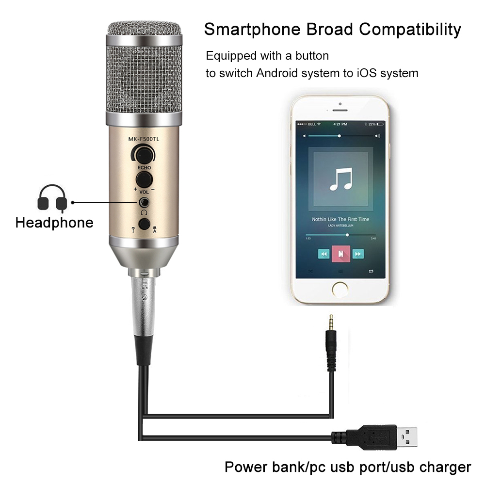 Microphone For Phone 5