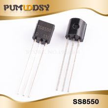 100 шт 50 шт SS8050 + 50 шт SS8550 транзистор NPN PNP-92 IC(China)