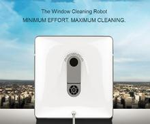 Newest Auto Clean Anti-Falling Smart Window Glass Clean Robot Window Cleaner with Remote Control(China)