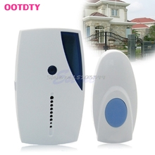 Wireless Doorbell Control Receiver Door Bell Remote Button 36 Music Chimes Songs #G205M# Best Quality
