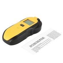 TH250 Digital Mini 3 1 Wood Metal AC Live Wire Detector Meter Tester Handheld Treasure Screw Wall Stud Hunter Finder Scan