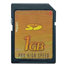 PRO HIGH SPEED 1GB SD For Camera PDA Printer Scanner Storage Flash Memory Card 1GB SD Card(China)