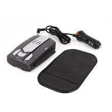 GEYIREN E8 Car Radar Detector Mobile Speed Testing Voice Alert and Speed Alarm Detection(China)