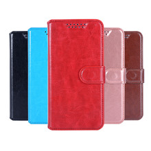 Luxury Flip Case For Samsung Galaxy Ace S5830i GT S5830 GT-S5830i Leather Backl Cover Card Slot Wallet Holster Skin Phone Coque(China)