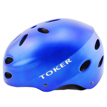 Cycling Helmet Road And Mountain Bicycle Helme Extreme Sport MTB BMX Skateboarding Skate Bike Helmet 5 Color Size 52-63CM