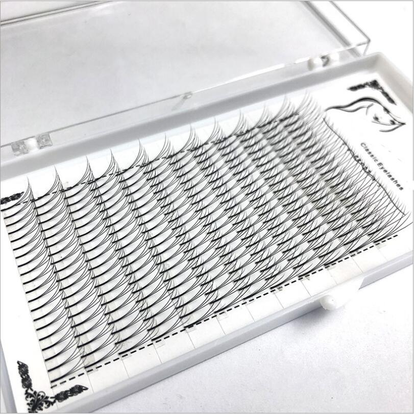 1box Big Capacity Russian Volume Eyelash 3d Eyelash Extensions 007