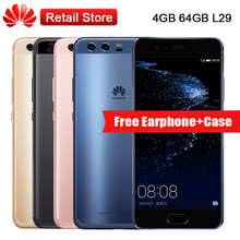 "Huawei P10 4GB RAM 64GB ROM Global Firmware Full LTE Band Mobile Phone Octa Core 5.1"" Dual Rear Camera 16.0MP+12.0MP NFC OTG(China)"