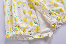 Summer Rompers for Toddlers with Cute Prints