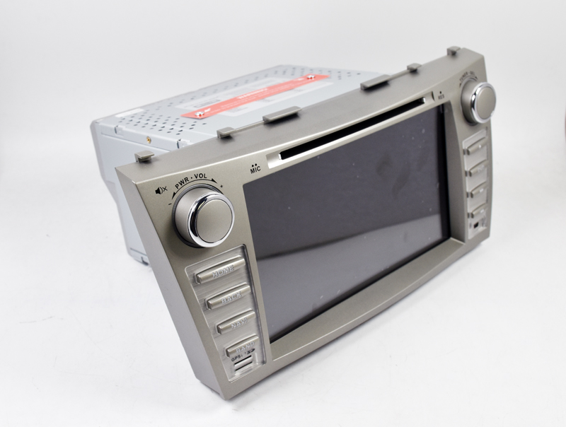 toyota camry v40 android 6 car dvd radio gps (1)