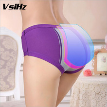 Buy Physiological Leakproof Menstrual Period Panties Women Modal Cotton Briefs Ladies Seamless Lengthen Underwear Female Underwear