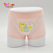 Buy girl panties 2018 fashion children panties girls cartoon briefs female child underwear cartoon panties children clothing Tobani