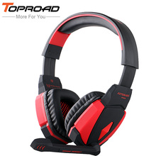 USB Stereo Gaming Headphone Game Headphones Earphone Headset auriculare with Microphone Volume Control LED Light for PS3 PC Game