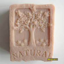 supernova sale new tree Soap mold silicone ,NATURAL phytoncid Decorating  Clay wholesale