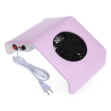 Convenient 30W 220V / 110V Suction Nail Dust Collector Machine manicure dust collector